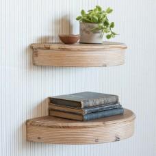 Magnolia Riley Wooden Shelf (Large)